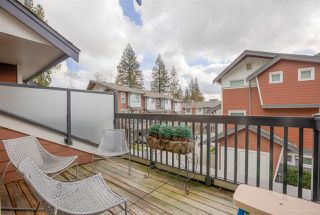 Photo 13: 17 3431 GALLOWAY Avenue in Coquitlam: Burke Mountain Townhouse for sale : MLS®# R2145732
