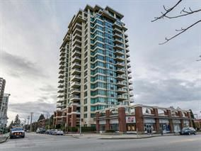"Photo 1: 304 615 HAMILTON Street in New Westminster: Uptown NW Condo for sale in ""The Uptown"" : MLS®# R2149978"