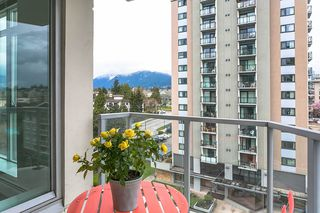 """Photo 14: 701 175 W 2ND Street in North Vancouver: Lower Lonsdale Condo for sale in """"Ventana"""" : MLS®# R2155702"""