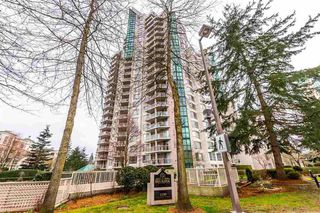 "Photo 1: 1304 1199 EASTWOOD Street in Coquitlam: North Coquitlam Condo for sale in ""THE SELKIRK"" : MLS®# R2166032"