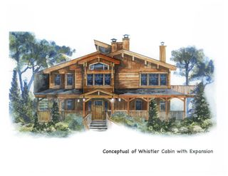 Photo 1: 3035 ST ANTON Way in Whistler: Alta Vista House for sale : MLS®# R2184450