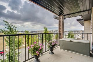 Photo 20: 1423 8 BRIDLECREST Drive SW in Calgary: Bridlewood Condo for sale : MLS®# C4138425