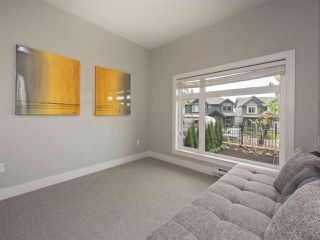 """Photo 14: 114 3525 CHANDLER Street in Coquitlam: Burke Mountain Townhouse for sale in """"WHISPER"""" : MLS®# R2210717"""