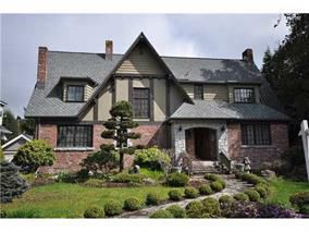 Photo 1: 5550 cypress Street in Vancouver: Shaughnessy House for sale (Vancouver West)  : MLS®# V1001223