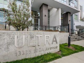 """Photo 2: 3803 13325 102A Avenue in Surrey: Whalley Condo for sale in """"Ultra - Surrey City Centre"""" (North Surrey)  : MLS®# R2214267"""