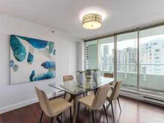 "Photo 2: 2001 1500 HORNBY Street in Vancouver: Yaletown Condo for sale in ""888 Beach"" (Vancouver West)  : MLS®# R2225315"