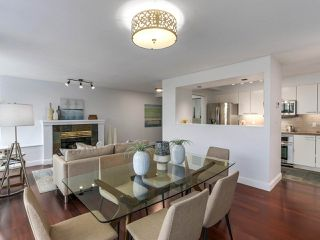 "Photo 3: 2001 1500 HORNBY Street in Vancouver: Yaletown Condo for sale in ""888 Beach"" (Vancouver West)  : MLS®# R2225315"
