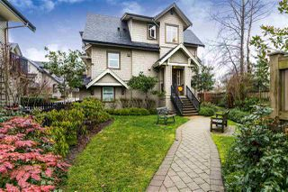 """Photo 1: 768 ORWELL Street in North Vancouver: Lynnmour Townhouse for sale in """"WEDGEWOOD BY POLYGON"""" : MLS®# R2232021"""