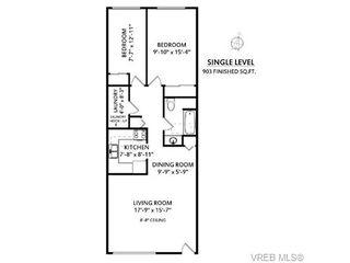 Photo 11: 304 642 ADMIRALS Road in VICTORIA: Es Esquimalt Residential for sale (Esquimalt)  : MLS®# 368306