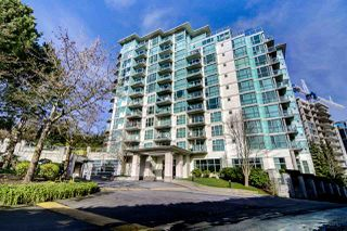 "Photo 1: 710 2763 CHANDLERY Place in Vancouver: Fraserview VE Condo for sale in ""RIVERDANCE"" (Vancouver East)  : MLS®# R2243986"