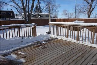 Photo 13: 21 Carberry Crescent in Winnipeg: Crestview Residential for sale (5H)  : MLS®# 1804924