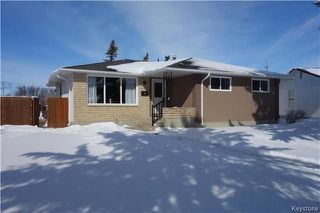 Photo 1: 21 Carberry Crescent in Winnipeg: Crestview Residential for sale (5H)  : MLS®# 1804924
