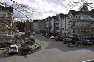 "Photo 1: 207 33728 KING Road in Abbotsford: Poplar Condo for sale in ""College Park"" : MLS®# R2255636"