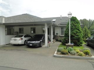 """Photo 1: 35 3351 HORN Street in Abbotsford: Central Abbotsford Townhouse for sale in """"EVANSBROOK ESTATES"""" : MLS®# R2271364"""
