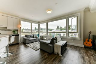 """Photo 2: 411 19228 64 Avenue in Surrey: Clayton Condo for sale in """"FOCAL POINT"""" (Cloverdale)  : MLS®# R2279932"""