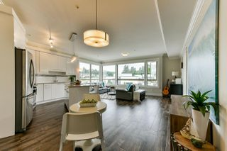 """Photo 5: 411 19228 64 Avenue in Surrey: Clayton Condo for sale in """"FOCAL POINT"""" (Cloverdale)  : MLS®# R2279932"""