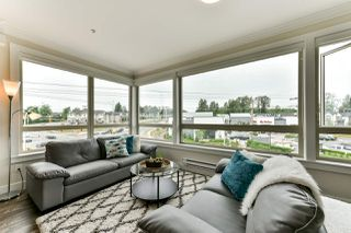 """Photo 1: 411 19228 64 Avenue in Surrey: Clayton Condo for sale in """"FOCAL POINT"""" (Cloverdale)  : MLS®# R2279932"""