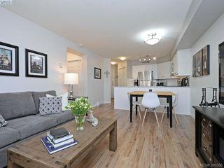 Photo 3: 107 2560 Wark St in VICTORIA: Vi Hillside Condo for sale (Victoria)  : MLS®# 792702