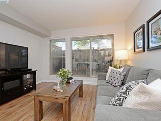 Photo 2: 107 2560 Wark St in VICTORIA: Vi Hillside Condo for sale (Victoria)  : MLS®# 792702