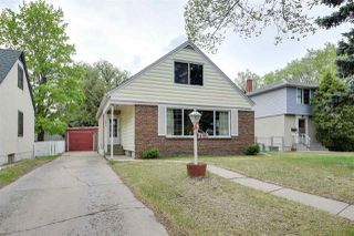 Main Photo: 8215 101 Avenue in Edmonton: Zone 19 House for sale : MLS®# E4127213