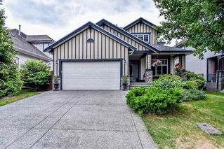 """Photo 1: 6341 167A Street in Surrey: Cloverdale BC House for sale in """"CLOVER RIDGE"""" (Cloverdale)  : MLS®# R2306022"""