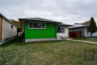 Photo 2: 544 Bowman Avenue in Winnipeg: Residential for sale (3A)  : MLS®# 1827763