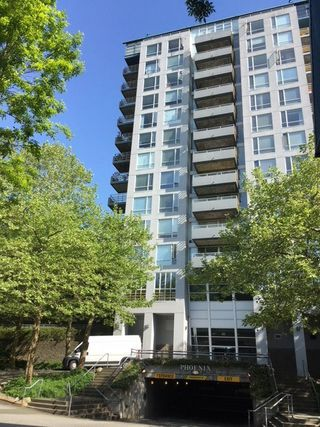 "Photo 1: 702 3061 E KENT AVENUE NORTH Avenue in Vancouver: Fraserview VE Condo for sale in ""The Phoenix"" (Vancouver East)  : MLS®# R2318768"