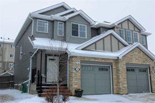 Main Photo: 3207 WHITELAW Drive in Edmonton: Zone 56 House Half Duplex for sale : MLS®# E4135012
