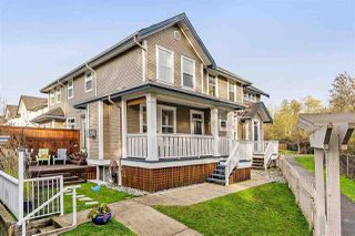 """Main Photo: 3 6919 180 Street in Surrey: Cloverdale BC Townhouse for sale in """"THE MANORS"""" (Cloverdale)  : MLS®# R2322830"""