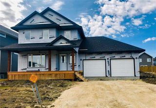 Main Photo: 117 Claremont Drive in Niverville: Fifth Avenue Estates Residential for sale (R07)  : MLS®# 1900715