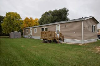 Photo 1: 26 VERNON KEATS Drive in St Clements: Pineridge Trailer Park Residential for sale (R02)  : MLS®# 1901288