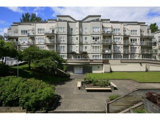 "Main Photo: 407 14355 103 Avenue in Surrey: Whalley Condo for sale in ""Claridge Court"" (North Surrey)  : MLS®# R2333767"