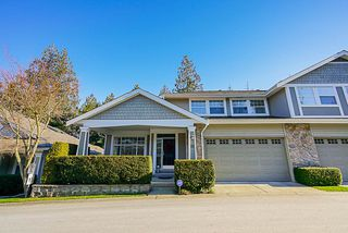 "Main Photo: 21 3500 144 Street in Surrey: Elgin Chantrell Townhouse for sale in ""Crescent I"" (South Surrey White Rock)  : MLS®# R2339410"