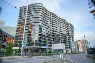 Main Photo: 807 68 SMITHE Street in Vancouver: Downtown VW Condo for sale (Vancouver West)  : MLS®# R2341131