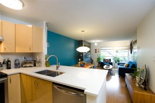"""Photo 8: 108 3083 W 4TH Avenue in Vancouver: Kitsilano Condo for sale in """"DELANO"""" (Vancouver West)  : MLS®# R2351592"""
