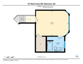 Photo 29: 617 BECK Close in Edmonton: Zone 55 House for sale : MLS®# E4150363