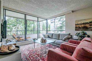 Photo 4: 301 1412 ESQUIMALT Avenue in West Vancouver: Ambleside Condo for sale : MLS®# R2362140