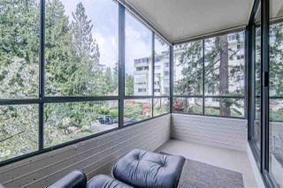 Photo 17: 301 1412 ESQUIMALT Avenue in West Vancouver: Ambleside Condo for sale : MLS®# R2362140