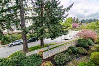 Photo 18: 301 1412 ESQUIMALT Avenue in West Vancouver: Ambleside Condo for sale : MLS®# R2362140