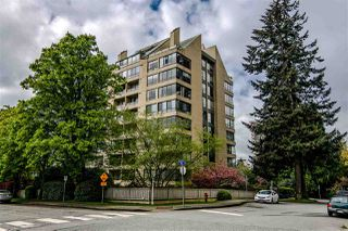 Main Photo: 301 1412 ESQUIMALT Avenue in West Vancouver: Ambleside Condo for sale : MLS®# R2362140