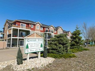 Photo 1: 207 4922 52 Street: Gibbons Condo for sale : MLS®# E4156751