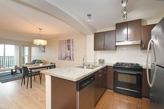"Photo 6: 401 3082 DAYANEE SPRINGS Boulevard in Coquitlam: Westwood Plateau Condo for sale in ""THE LANTERNS"" : MLS®# R2376172"