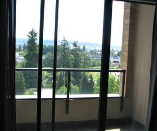 "Photo 9: 1008 7388 SANDBORNE Avenue in Burnaby: South Slope Condo for sale in ""MAYFAIR PLACE"" (Burnaby South)  : MLS®# R2377689"