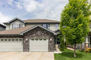 Photo 23: 133 CALVERT Wynd: Fort Saskatchewan House Half Duplex for sale : MLS®# E4160706