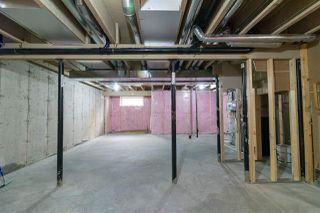 Photo 25: 133 CALVERT Wynd: Fort Saskatchewan House Half Duplex for sale : MLS®# E4160706