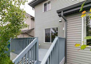 Photo 21: 133 CALVERT Wynd: Fort Saskatchewan House Half Duplex for sale : MLS®# E4160706