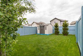 Photo 22: 133 CALVERT Wynd: Fort Saskatchewan House Half Duplex for sale : MLS®# E4160706
