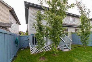 Photo 18: 133 CALVERT Wynd: Fort Saskatchewan House Half Duplex for sale : MLS®# E4160706