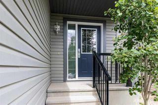 Photo 2: 133 CALVERT Wynd: Fort Saskatchewan House Half Duplex for sale : MLS®# E4160706