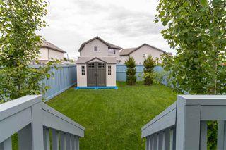 Photo 24: 133 CALVERT Wynd: Fort Saskatchewan House Half Duplex for sale : MLS®# E4160706